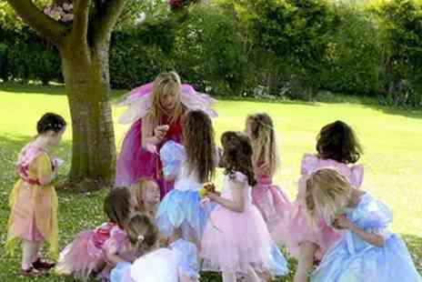 The Fairy School - Fairy Party and Photoshoot for Up to Four  - Save 0%