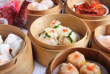 On Cookery Club - Dim Sum or Traditional Bread Making Class for One - Save 59%