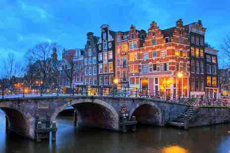Hotel Espresso - Two, Three or Four Night stay in Amsterdam with breakfast & flights - Save 0%