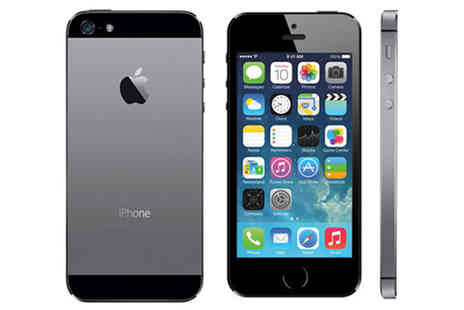 GRS - iPhone 5S 16GB Space Grey - Save 56%