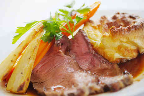 Velvet Music Rooms - Sunday Roast with Bellini or Soft Drink Each for Two - Save 41%