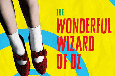Northern Stage - The Wonderful Wizard of Oz at Northern Stage on December 5, 12 or 22 - Save 58%