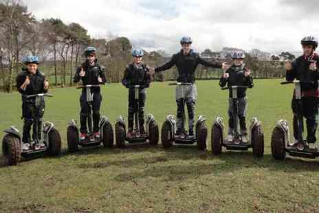 Mad Renaline Activities - Segway Obstacle Course for One or Two  - Save 0%