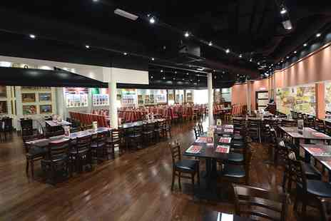 Jimmy Spices  - New Years Eve or New Years Day Buffet for Two or Four - Save 0%
