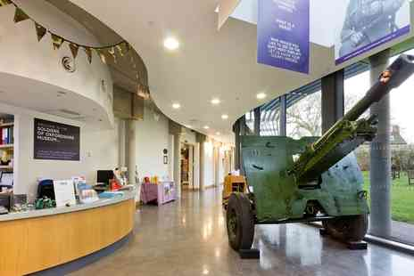 Soldiers of Oxfordshire Museum - Museum Entry with a Gift Shop Item for One Child, Adult, or a Family - Save 55%