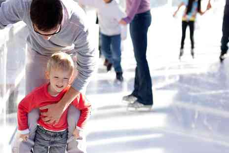 Ice Skating at Wembley Park -  Ticket to Ice Skating - Save 36%