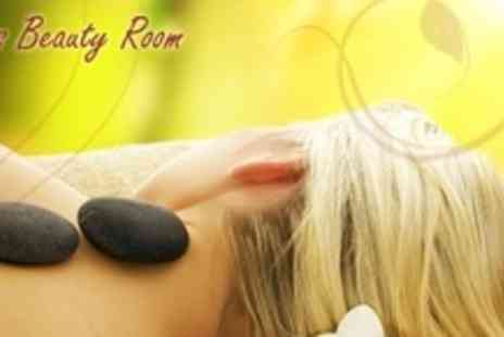 Bliss Beauty Rooms - One Hour Full Body Hot Stone or Chocolate Massage - Save 71%