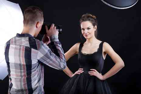 GK LONDON - Makeover Photoshoot for You and as a Gift for a Friend  - Save 92%