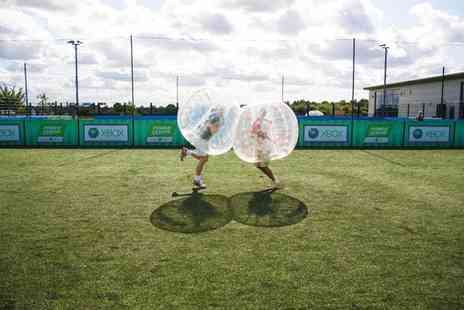 Zorbmo - Bubble Football for Ten - Save 34%