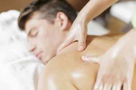 Natural Secrets - 30 Minute Aromatherapy Back, Neck and Shoulder Massage or One-Hour Full Body Massage - Save 0%