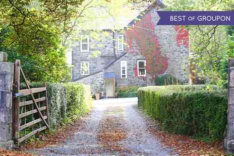 Afon Rhaiadr Country House - One or Two Nights stay For 2 With Breakfast With Option For Afternoon Tea - Save 34%