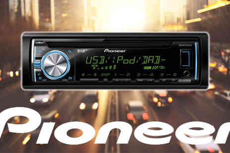 caraudiocentre - Pioneer Ford Stereo Upgrade Package - Save 0%