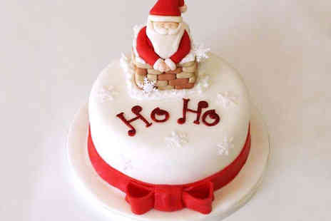 ULearn College - Christmas Cake Decorating Workshop - Save 0%