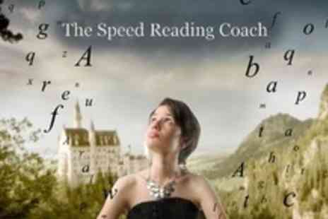 The Speed Reading Coach - Four Hour Speed Reading Class - Save 62%
