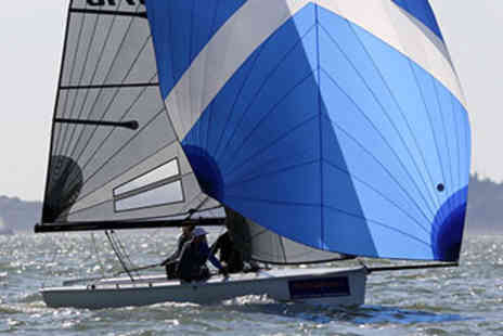 SB20 keel boat - 24% off Keelboat Training Taster Session - Save 24%