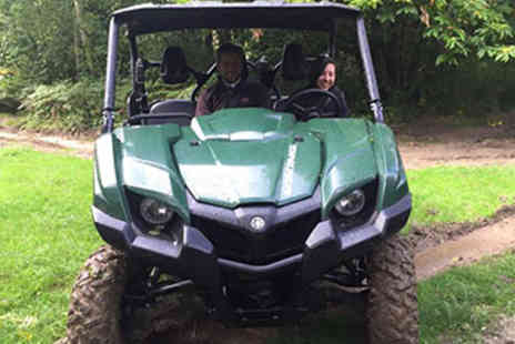 Extreme angles - 50% off Two Hour Viking Off Road Driving - Save 50%
