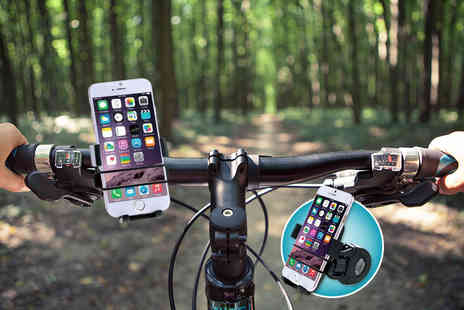 Eurosfield Maptrak - Smartphone bike mount - Save 42%
