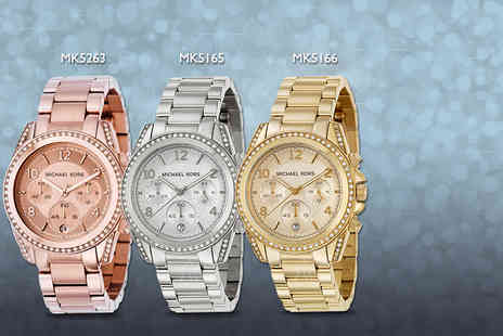 Wowher Direct - Ladies Michael Kors bracelet watch - Save 46%