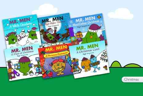Iqbooks - One set of Mr Men or Little Miss books - Save 55%
