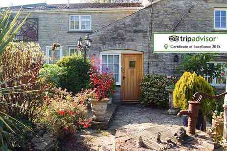 Potting Shed Holiday Cottages - Two night self catered cottage break in Somerset - Save 34%