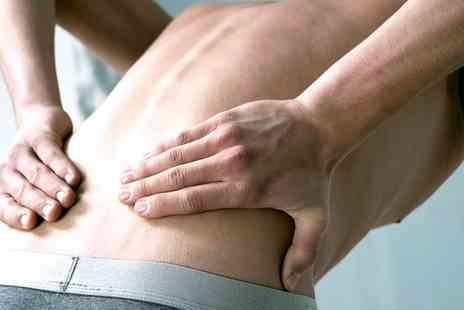 Nick Castle Osteopathy - Osteopathic or Massage Treatment  - Save 57%