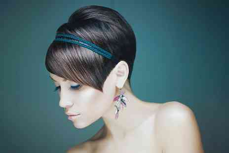 Amadeus Hair  - Cut and Blow Dry with a Full Head Colour or Half Head Highlights  - Save 58%