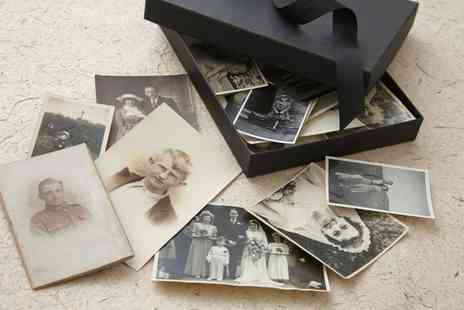 Denis Firman Photographic - Photo Restoration Service - Save 0%