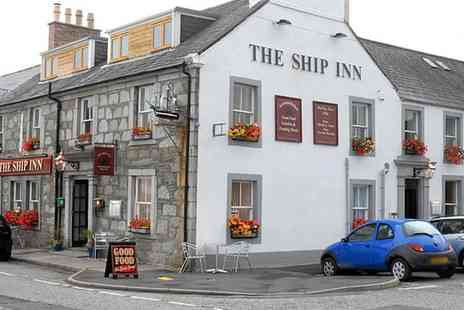 The Ship Inn - One to Three Nights stay For Two With Breakfast And Prosecco With Option For Two Course Meal - Save 0%