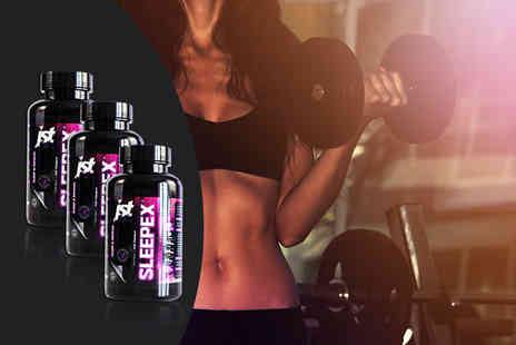 JST Nutrition -  One month supply of Jodie Marsh SLEEPEX supplements - Save 60%