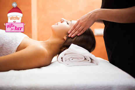 Lash and Beauty Lounge -Winter warming beauty package including a hot stone massage and luxury facial - Save 69%