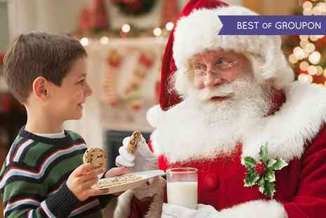 Stacks Bistro - Lunch With Santa Including Gift Photograph and Sleigh Ride - Save 0%