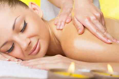 Strandz Hair Salon - One Hour Full Body Massage - Save 0%