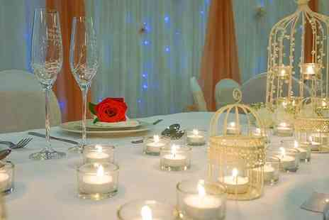 Shimmer Events - Wedding Decor Package for 100 or 150 Guests from Shimmer Events - Save 0%