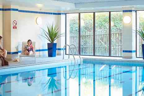 The Hampshire Court Hotel - Spa Pass with Two Treatments, Drink and Pastry for One - Save 0%