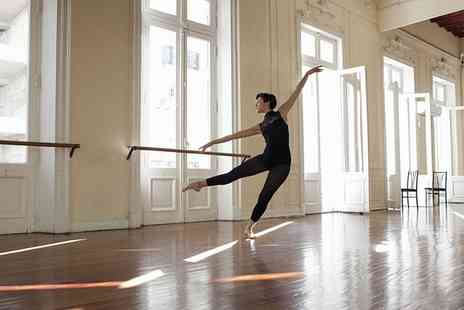 Kates school of dance - Three or Five BalletBeFit Classes  - Save 0%