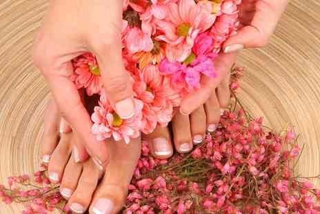 Head 2 Toe Hair and Beauty - Gel Manicure, Pedicure  - Save 63%