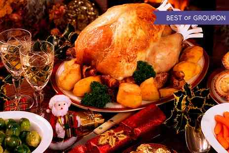 The Shoulder of Mutton Inn - Three Course Christmas Lunch for One - Save 39%