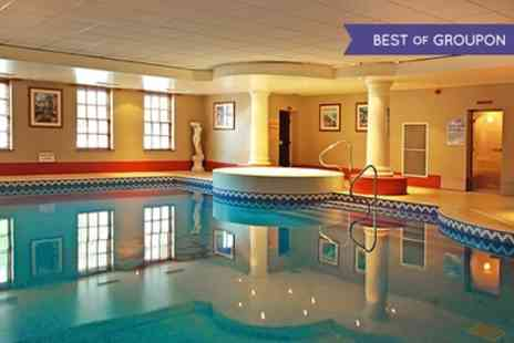 Best Western Crown Hotel - Afternoon Tea For Two With Leisure Access - Save 51%