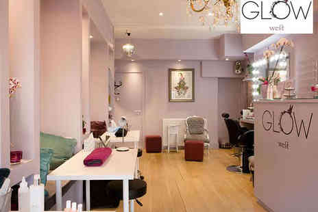 Glow West - Gel Manicure - Save 49%