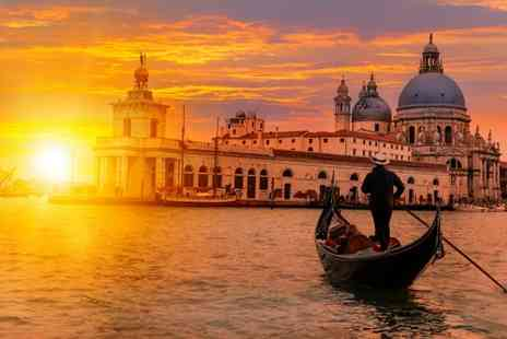Hotel Palazzo Giovanelli - Two Night Four Star stay in central Venice With flights gondola ride, breakfast - Save 0%