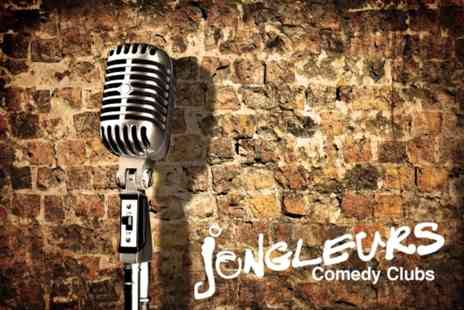 Jongleurs Comedy Club - Four entry to a Two hour Christmas comedy show - Save 37%