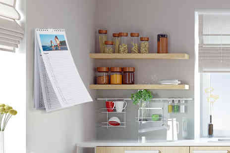 First For Photo - Personalised 2016 kitchen calendar - Save 69%