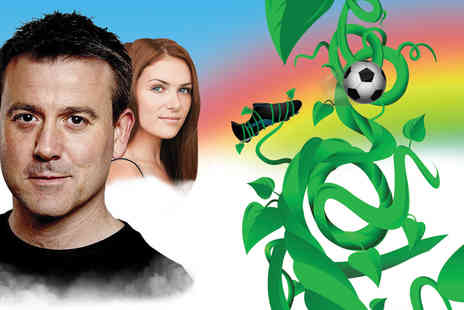 Bolton Whites Hotel - Ticket to see the Jack and the Beanstalk pantomime   - Save 40%
