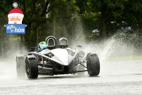 Driving Gift - Ariel Atom driving experience York satisfy your need for speed - Save 61%