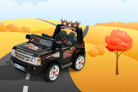 Trackpack - Kids ride on car - Save 42%