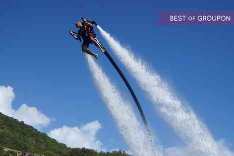 JetLev Flyer - Solo Water Jetpack Flying Experience  - Save 0%