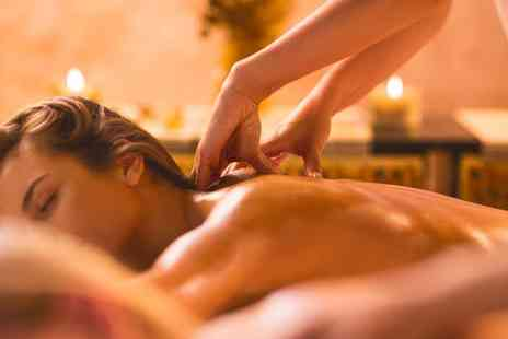Inspirational hair & beauty hub - Back, Neck and Shoulder or Full Body Massage  - Save 57%