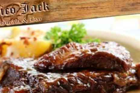 Calico Jack Restaurant & Bar - Two Course American Style Meal For Two Plus Cocktails - Save 61%