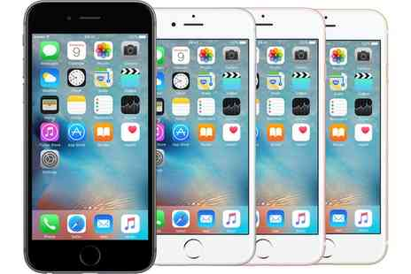 Mobile Phones Direct - iPhone 6S  on 24 Months EE Contract, Unlimited Minutes, Texts + 5GB Data 4G with Free Delivery - Save 82%