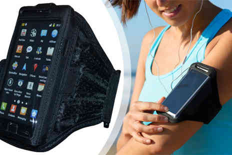 Headsgroup - Sports Arm Band for Smartphones - Save 87%